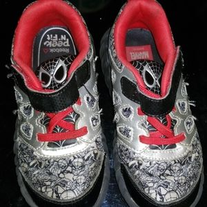 Reebok Shoes - Spiderman shoe